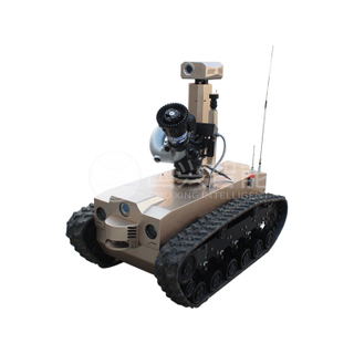 Explosion Proof Fire Fighting Robot RXR-MC80BD