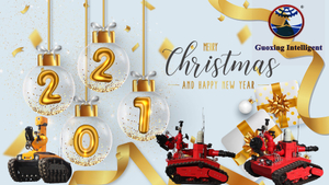 Guoxing Intelligent Wish All Our Friends in the World Merry Christmas&Happy New Year 2021