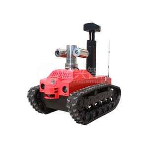 Explosion Proof Inspection Patrol Rescue Robot RXR-C6BD